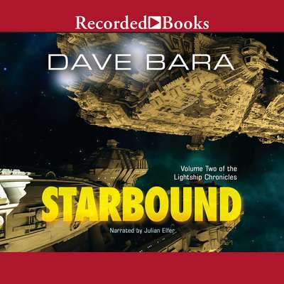 Starbound Audiobook, by Dave Bara