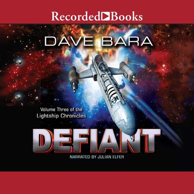 Defiant Audiobook, by Dave Bara