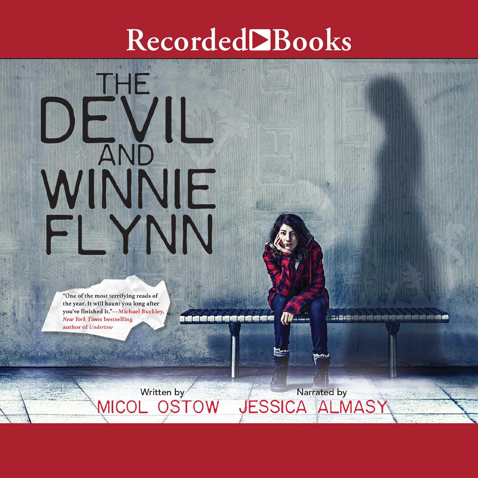 Printable The Devil and Winnie Flynn Audiobook Cover Art