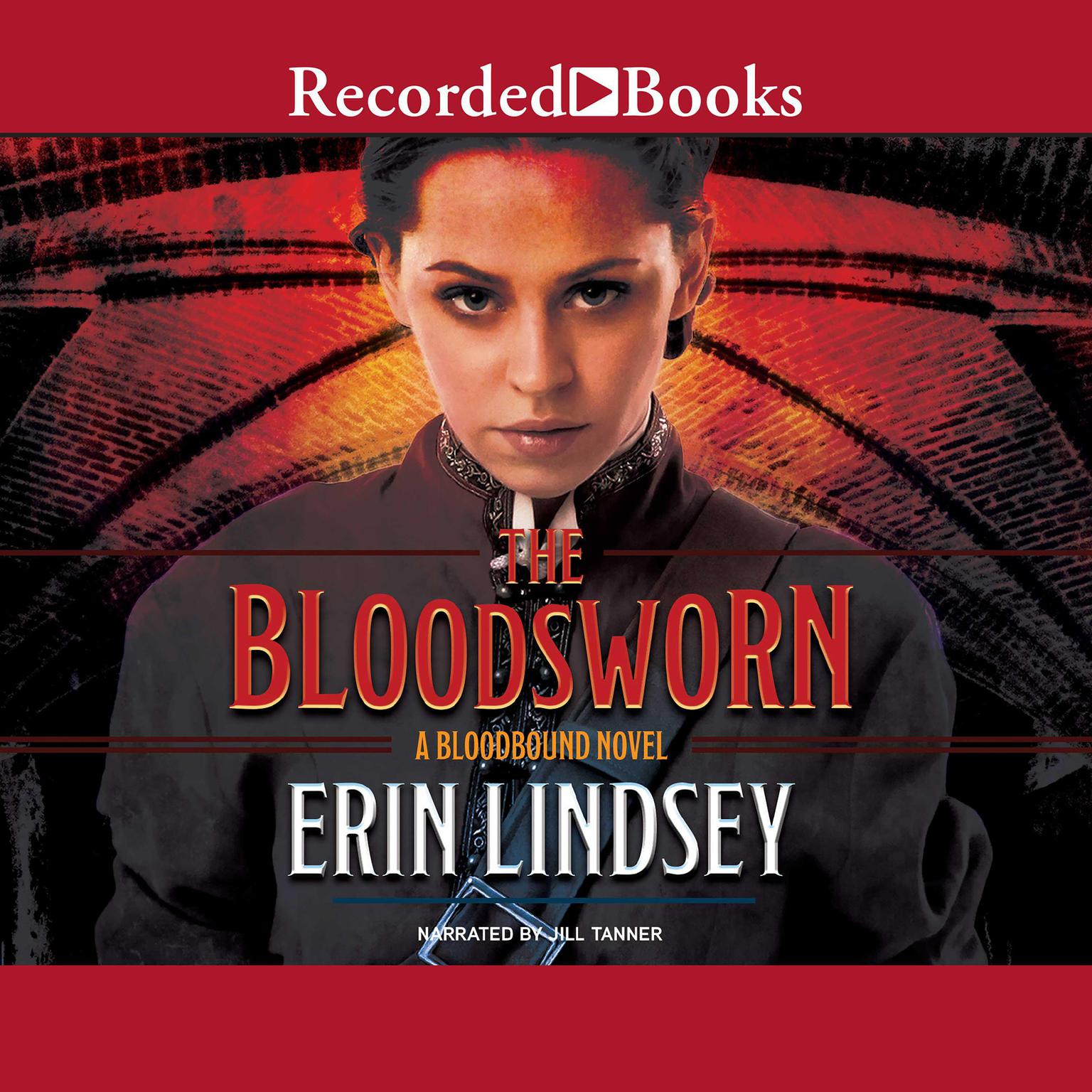 Printable The Bloodsworn Audiobook Cover Art