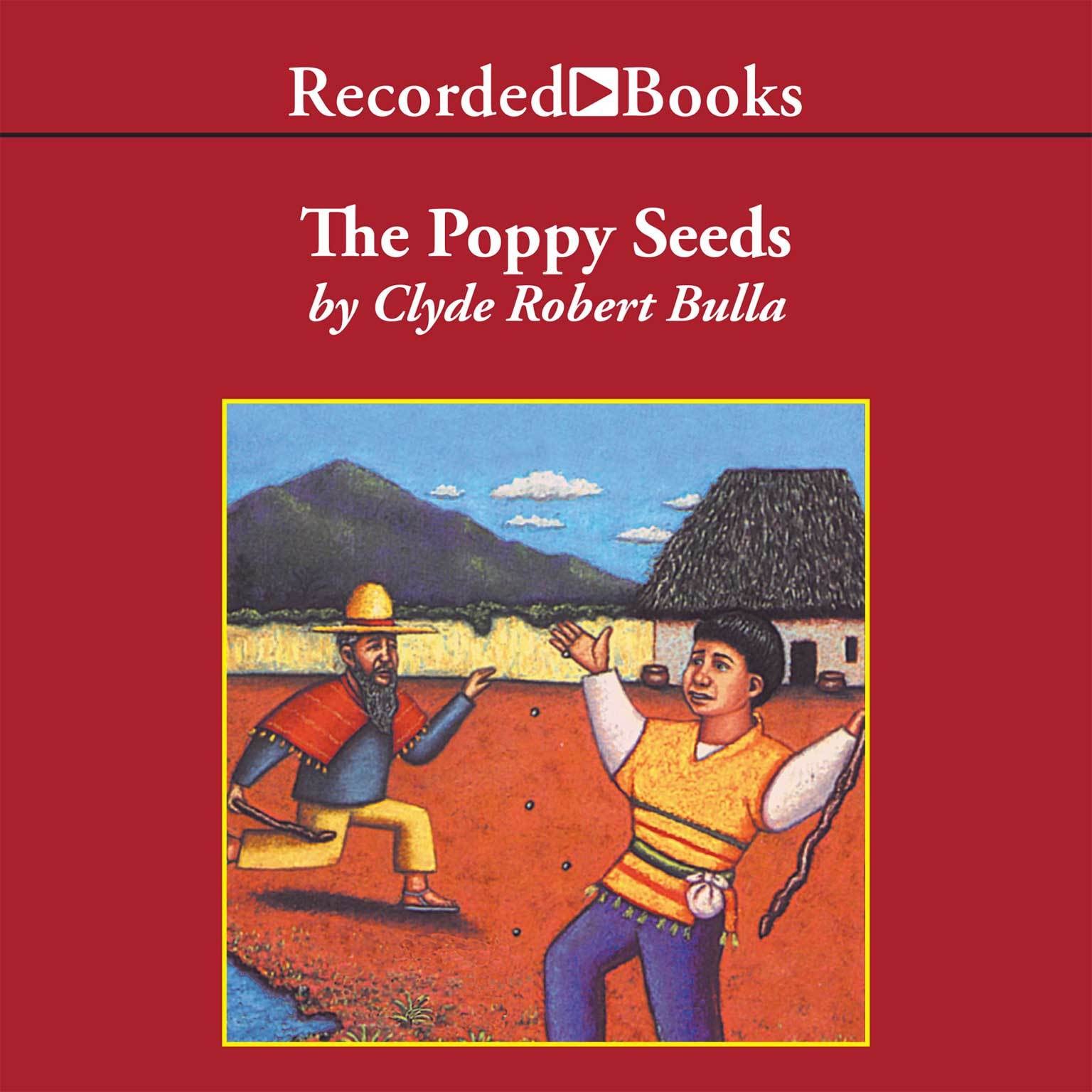 Printable The Poppy Seeds Audiobook Cover Art