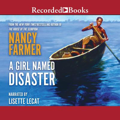 A Girl Named Disaster Audiobook, by