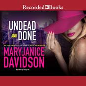 Undead and Done Audiobook, by MaryJanice Davidson