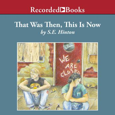 That Was Then, This Is Now Audiobook, by S. E. Hinton