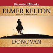 Donovan Audiobook, by Elmer Kelton