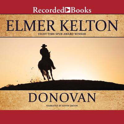 Donovan Audiobook, by Elmer Kelton