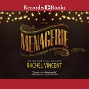 Menagerie Audiobook, by Rachel Vincent