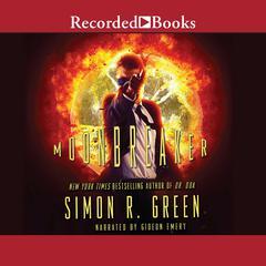 Moonbreaker Audiobook, by Simon R. Green