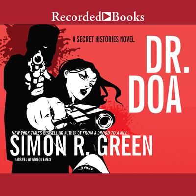 DR. DOA Audiobook, by Simon R. Green