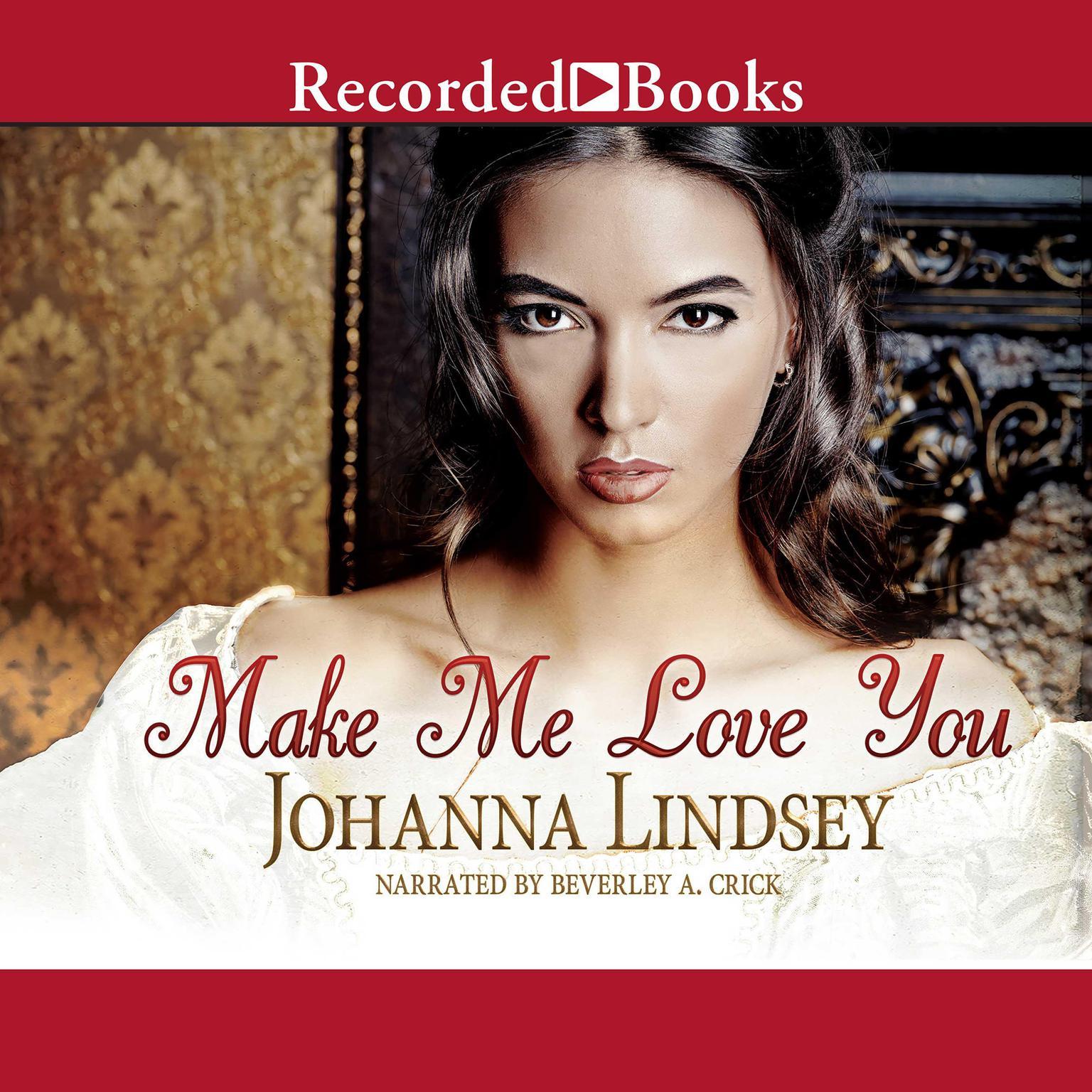 Printable Make Me Love You Audiobook Cover Art