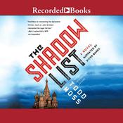 The Shadow List Audiobook, by Todd Moss
