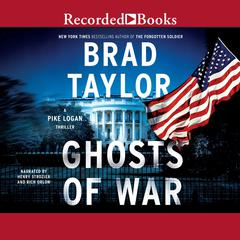 Ghosts of War Audiobook, by Brad Taylor