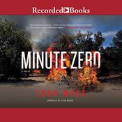 Minute Zero Audiobook, by Todd Moss