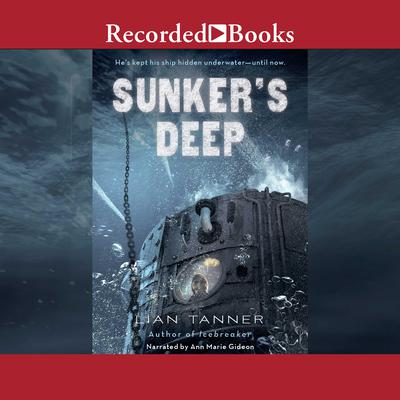 Sunkers Deep Audiobook, by Lian Tanner