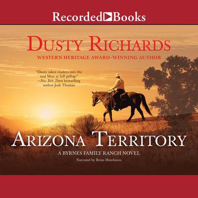 Arizona Territory Audiobook, by Dusty Richards