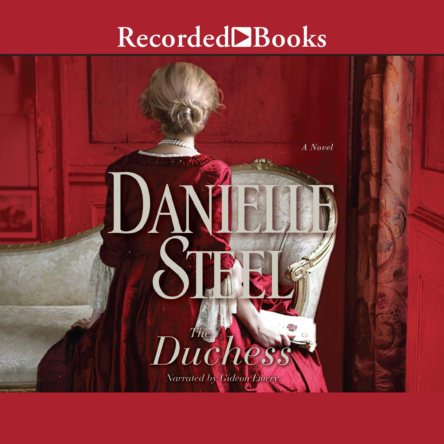 The Duchess Audiobook, by Danielle Steel