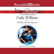 To Sin with the Tycoon Audiobook, by Cathy Williams