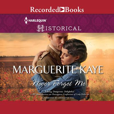 Never Forget Me Audiobook, by Marguerite Kaye