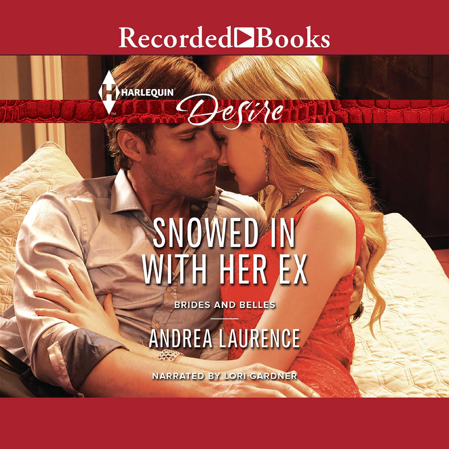 Printable Snowed in with Her Ex Audiobook Cover Art