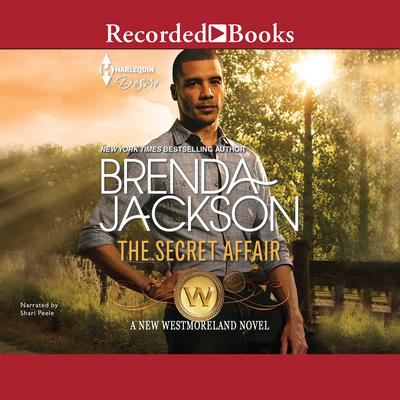 The Secret Affair Audiobook, by Brenda Jackson