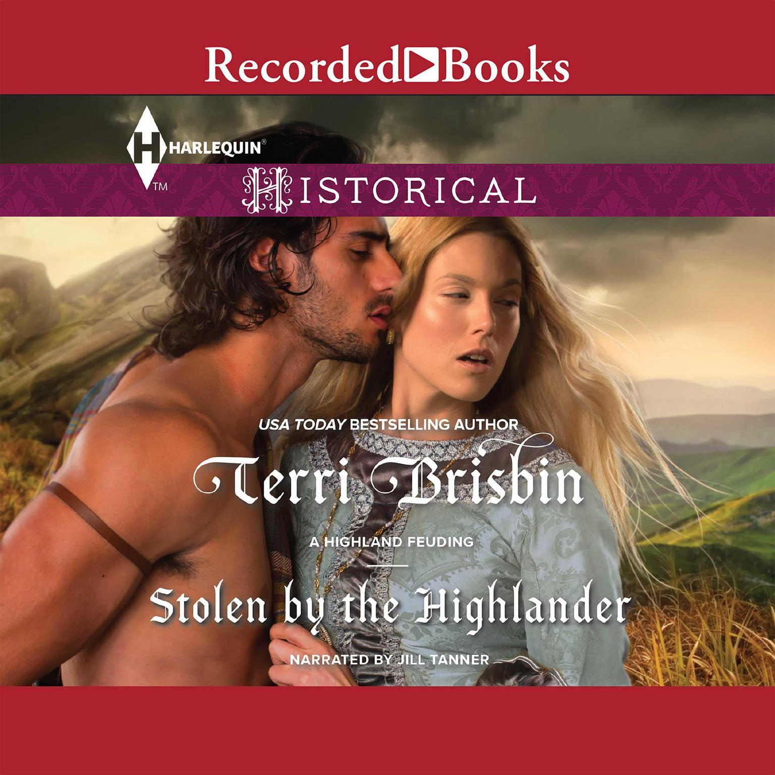 Stolen by the Highlander Audiobook, by Terri Brisbin