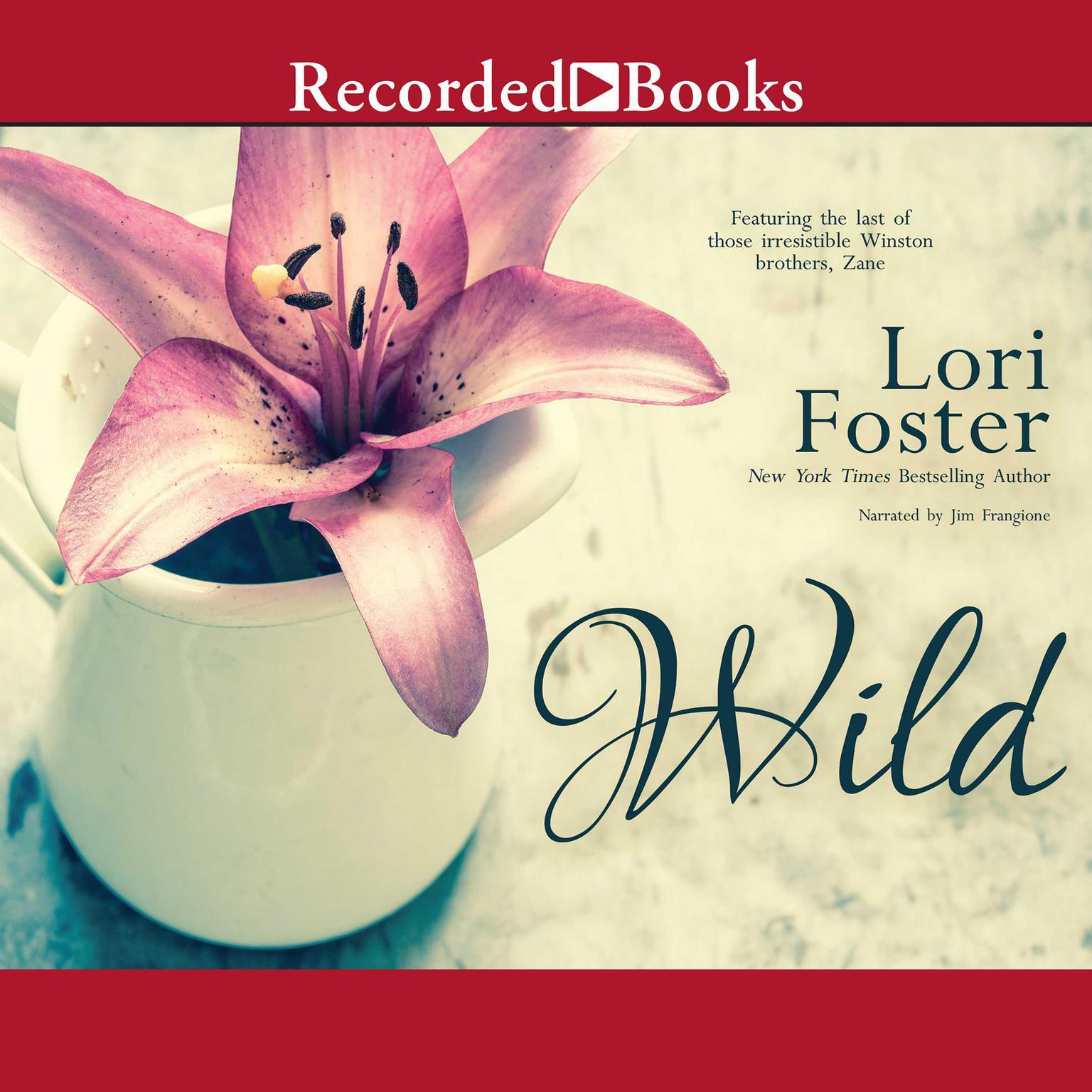 Printable Wild Audiobook Cover Art