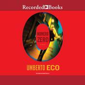 Numero Zero Audiobook, by Umberto Eco
