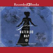 Jane and the Waterloo Map Audiobook, by Stephanie Barron