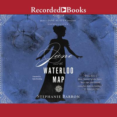 Jane and the Waterloo Map Audiobook, by