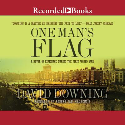 One Mans Flag Audiobook, by David Downing