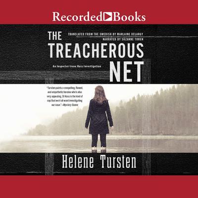 The Treacherous Net Audiobook, by Helene Tursten