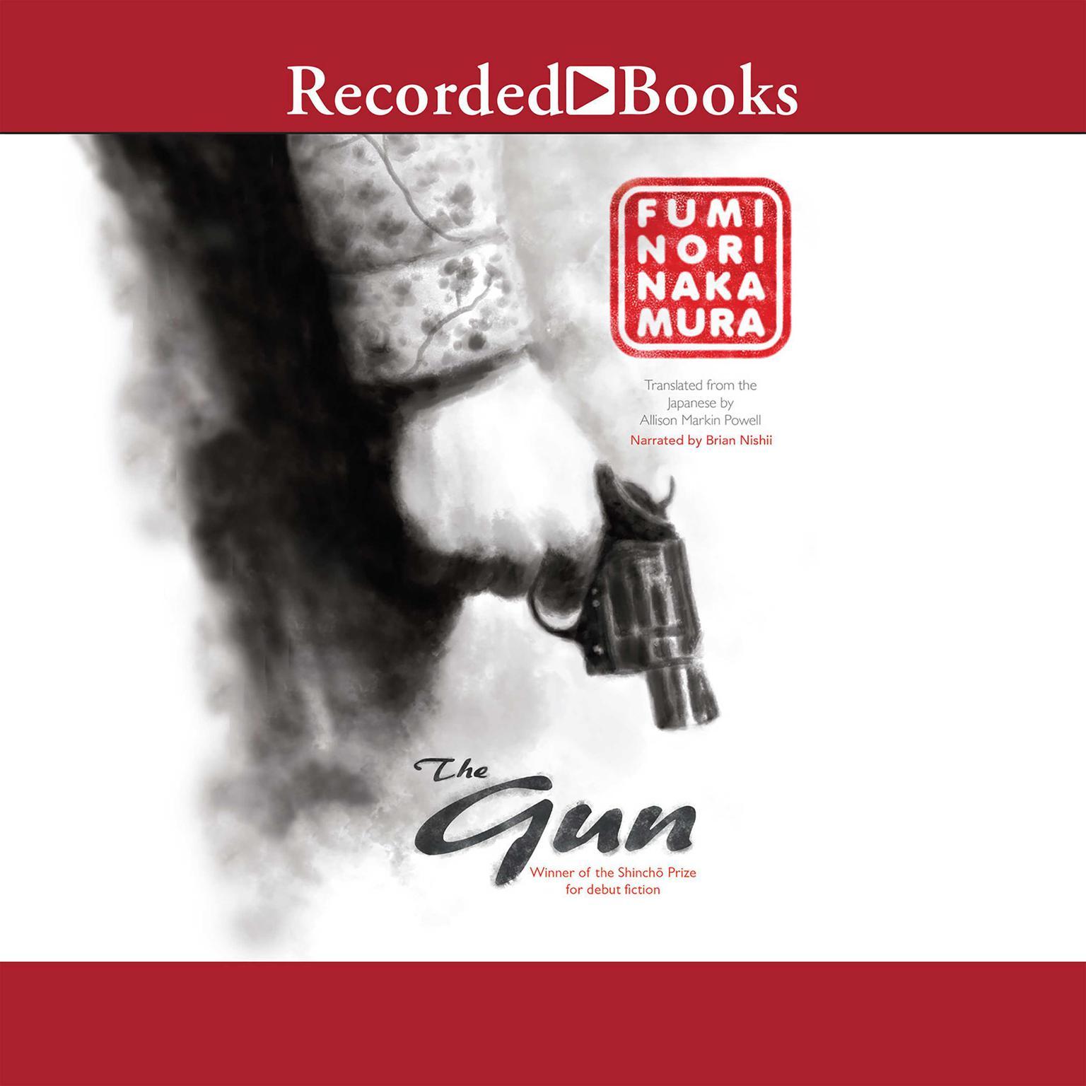 The Gun Audiobook, by Fuminori Nakamura
