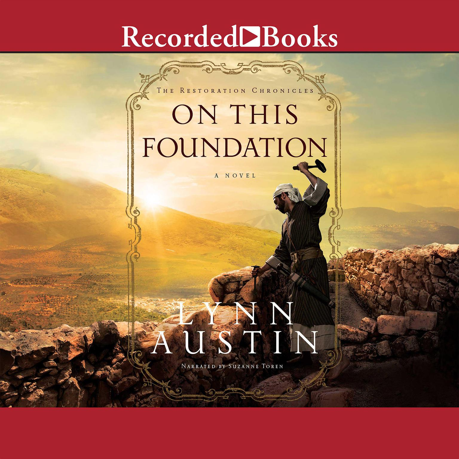 Printable On This Foundation Audiobook Cover Art