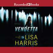 Vendetta Audiobook, by Lisa Harris