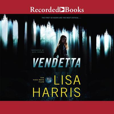 Vendetta Audiobook, by Lisa Harris
