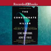 The Considerate Killer Audiobook, by Lene Kaaberbol
