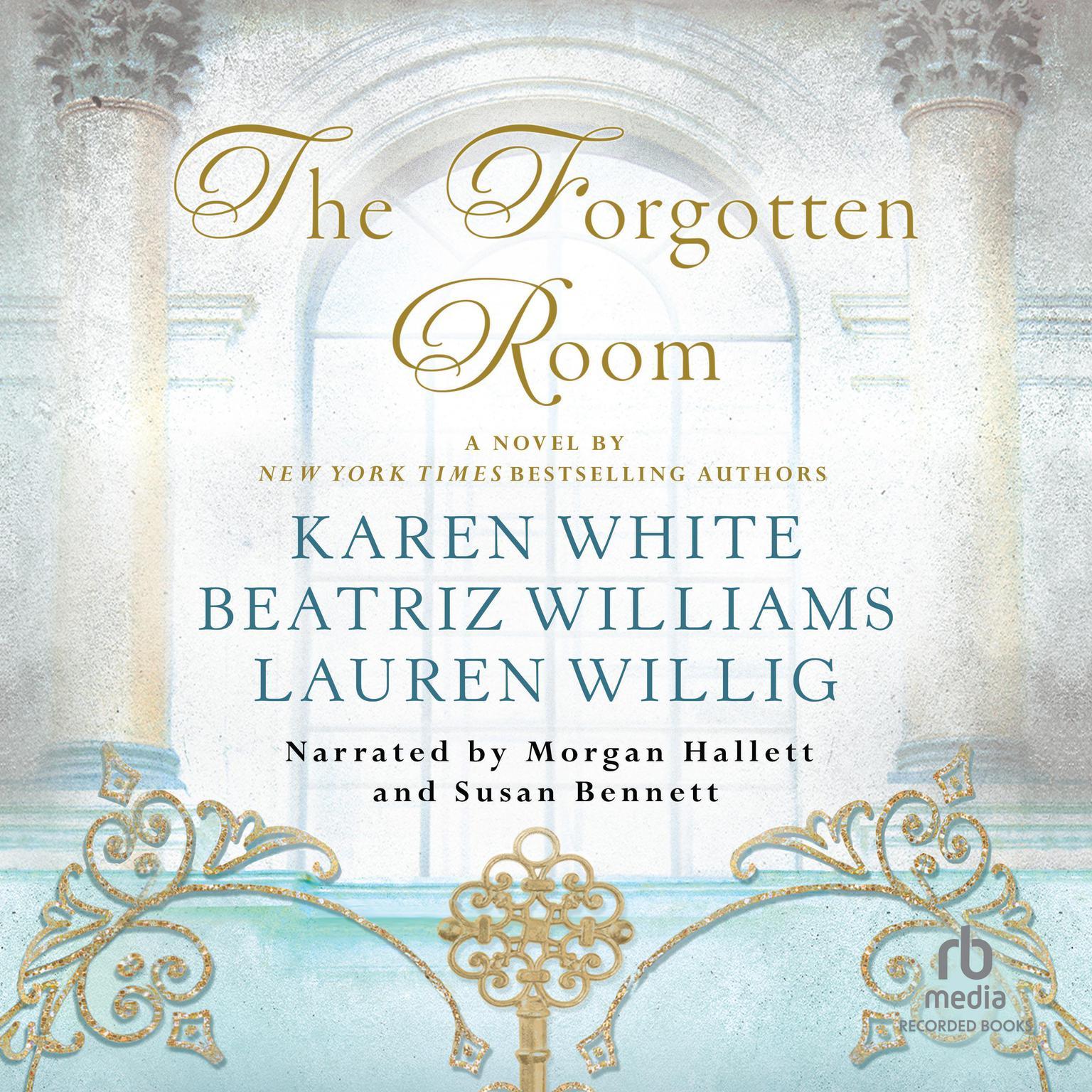 The Forgotten Room Audiobook, by Karen White