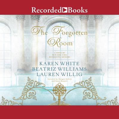 The Forgotten Room Audiobook, by Lauren Willig