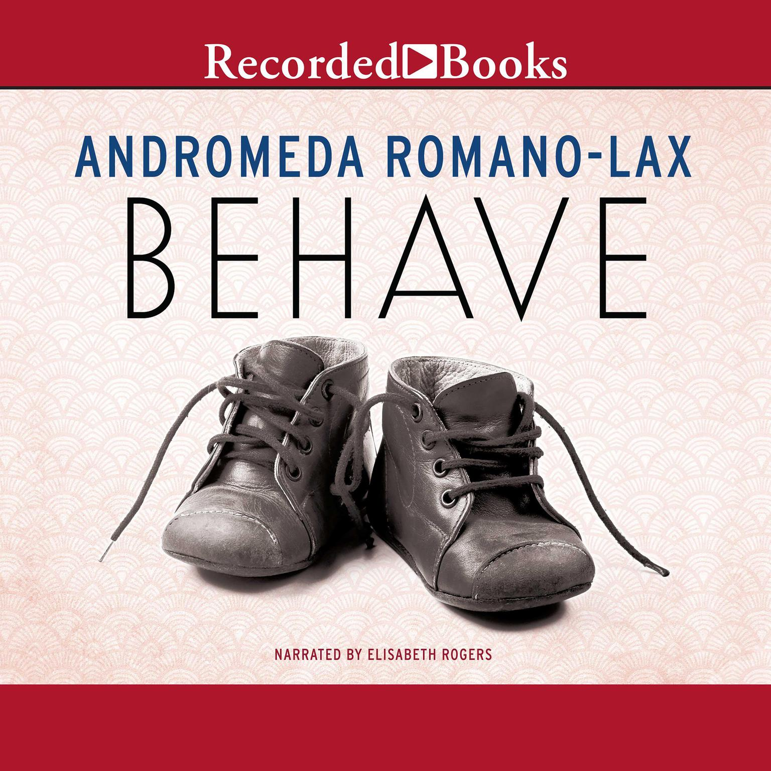 Printable Behave Audiobook Cover Art