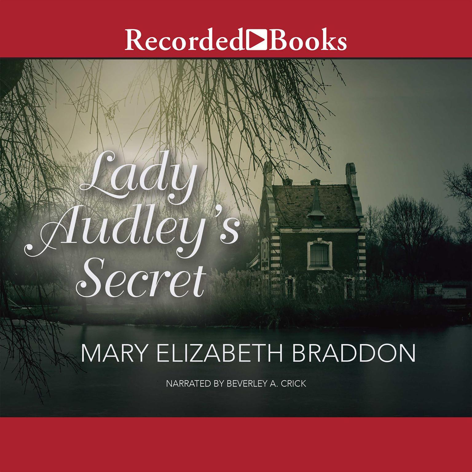 Printable Lady Audley's Secret Audiobook Cover Art