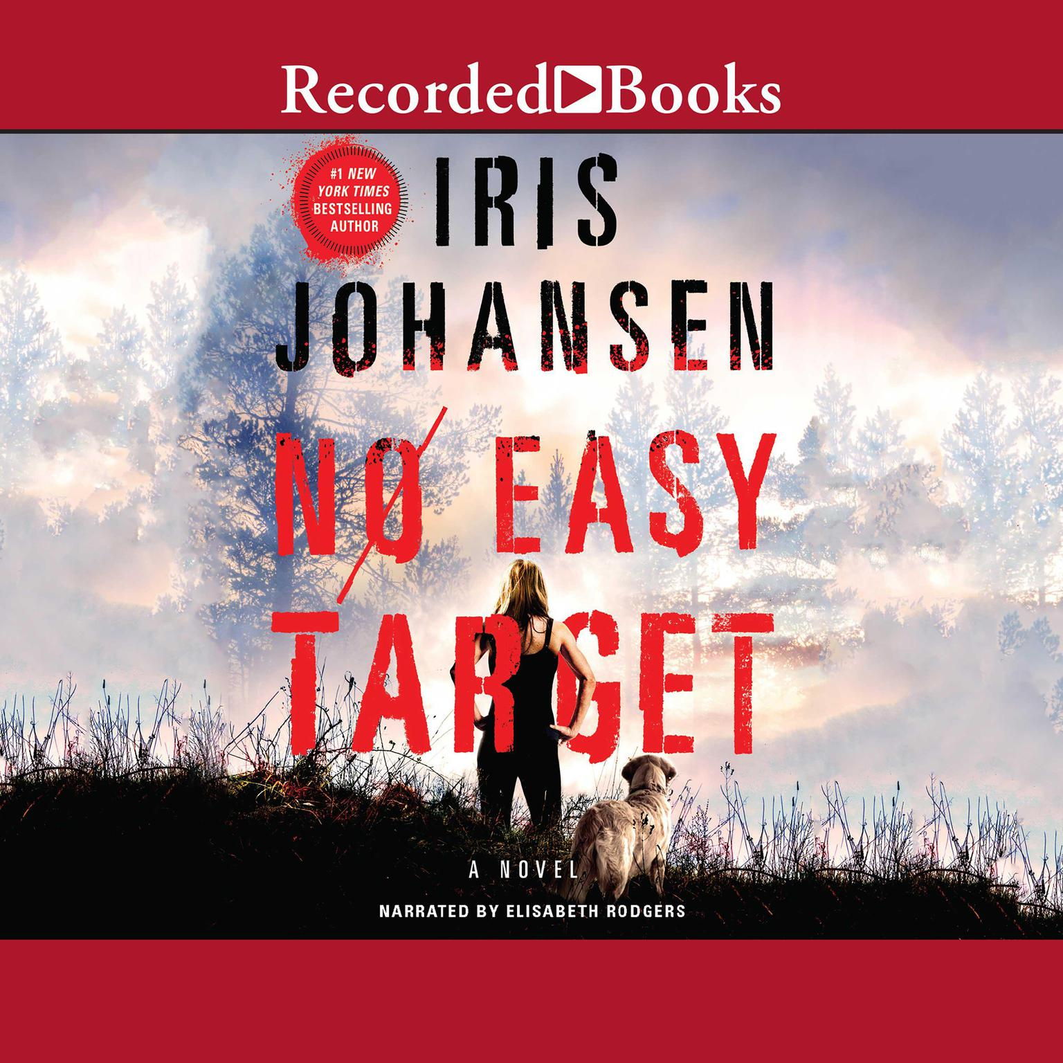 Printable No Easy Target Audiobook Cover Art