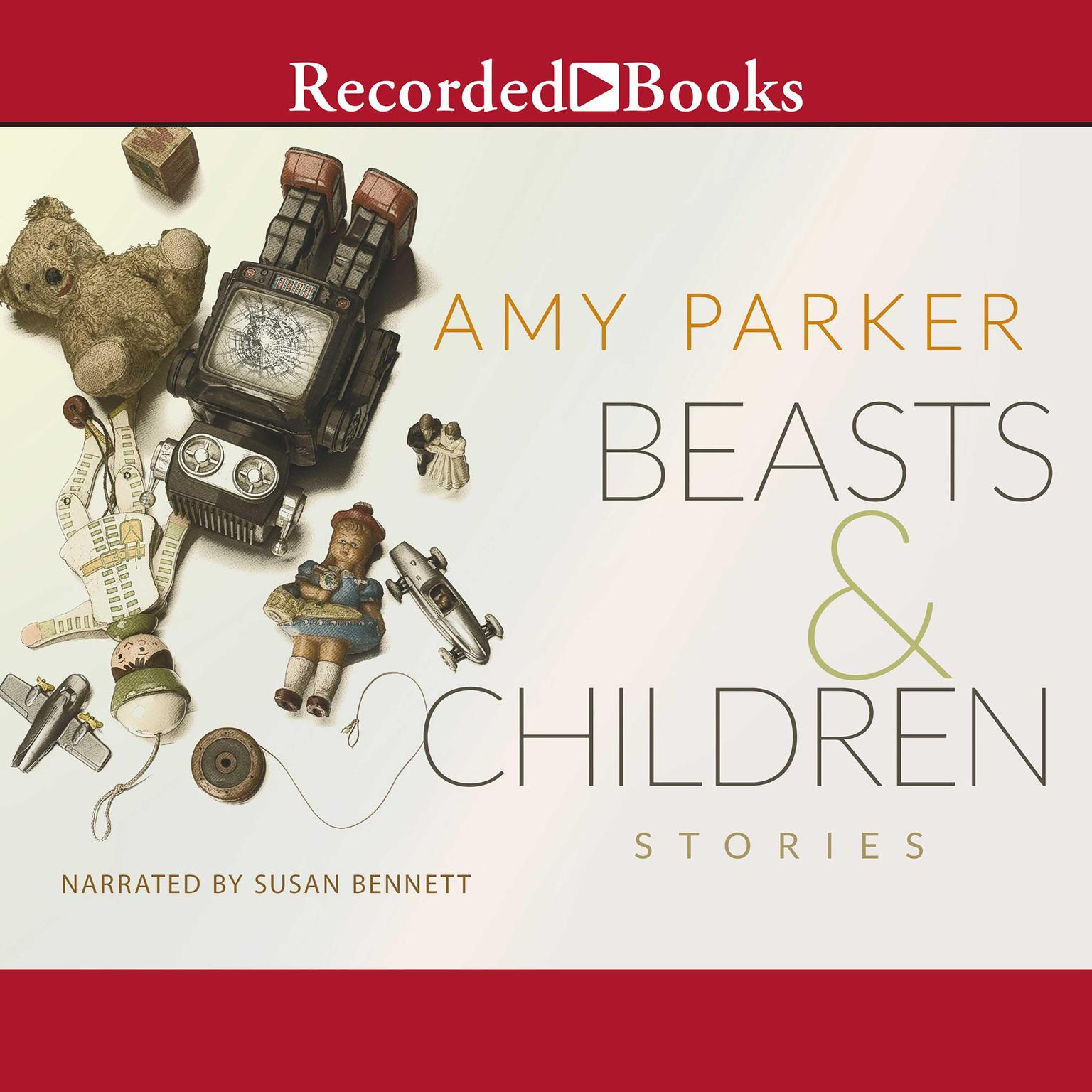 Printable Beasts and Children Audiobook Cover Art
