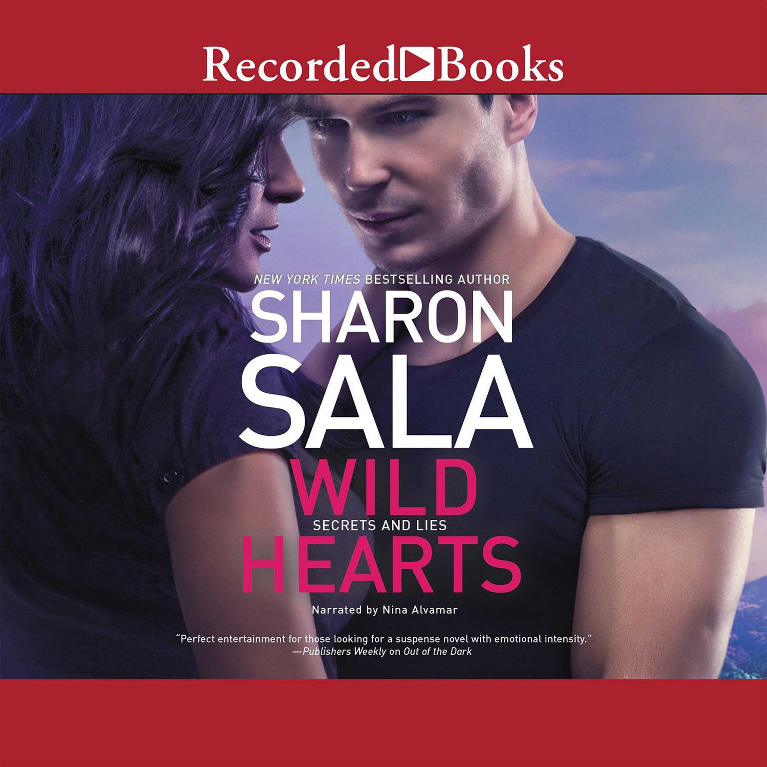 Printable Wild Hearts Audiobook Cover Art