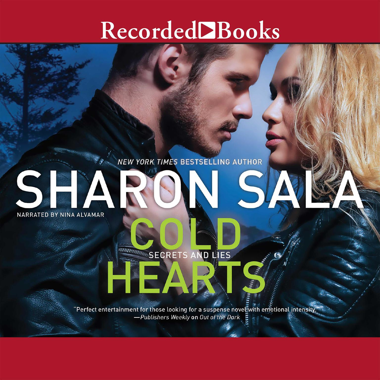 Printable Cold Hearts Audiobook Cover Art