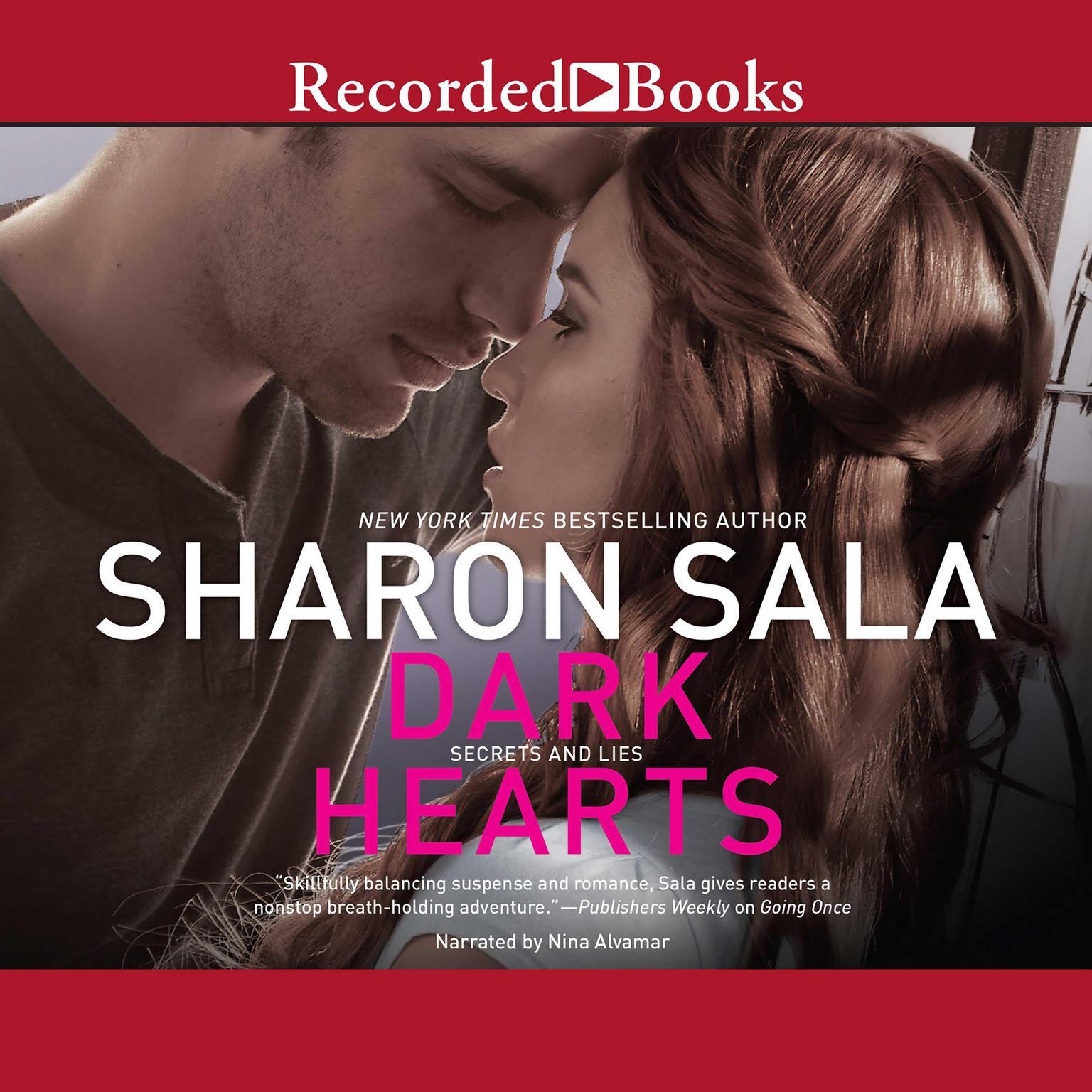 Printable Dark Hearts Audiobook Cover Art