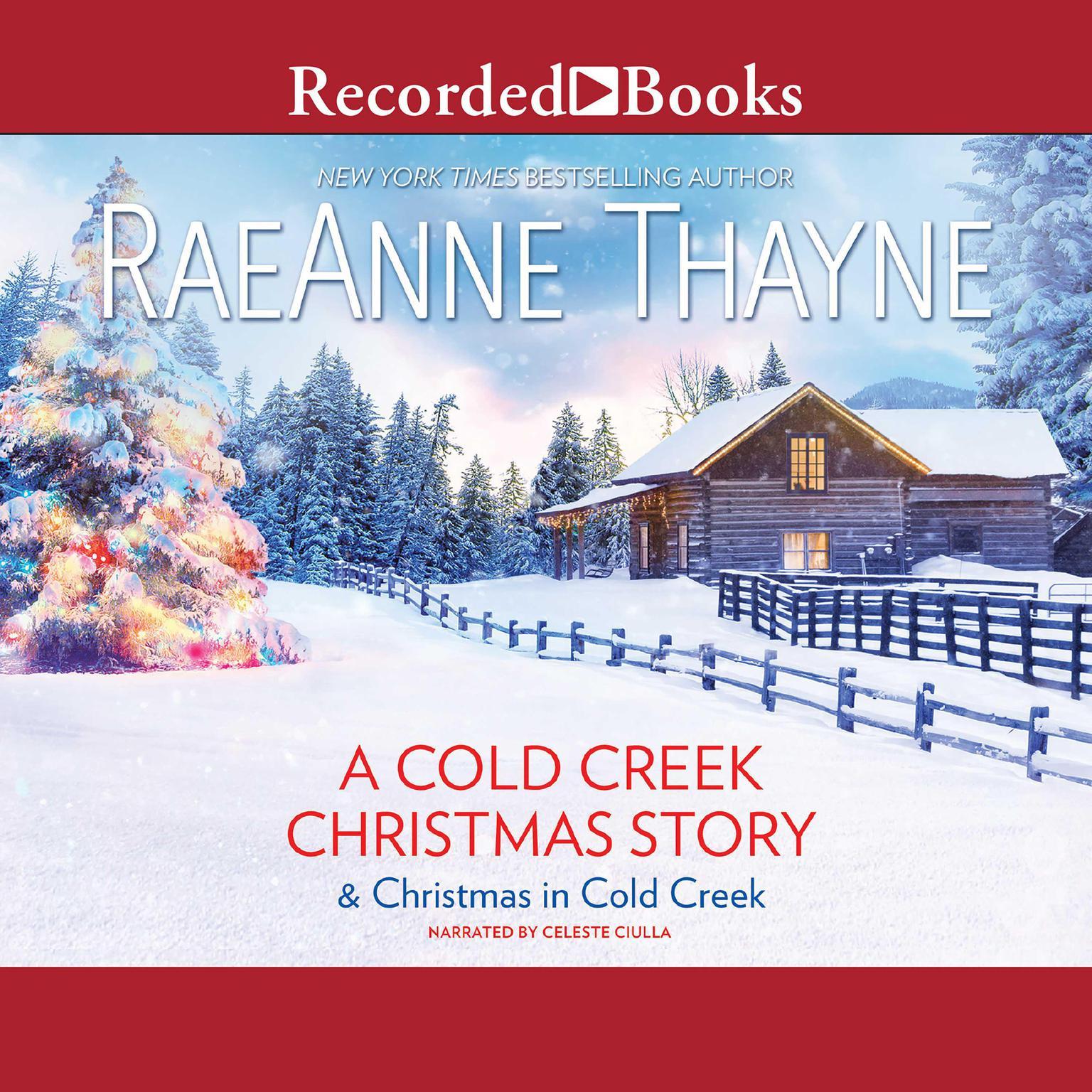 Printable A Cold Creek Christmas Story Audiobook Cover Art