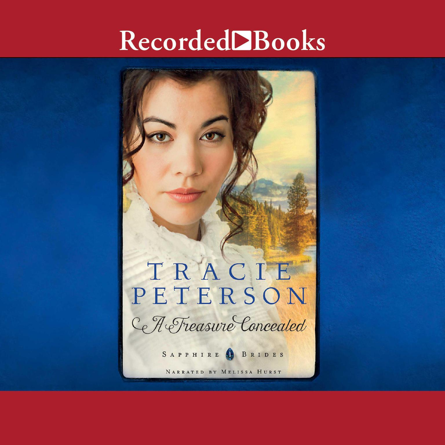 A Treasure Concealed Audiobook, by Tracie Peterson