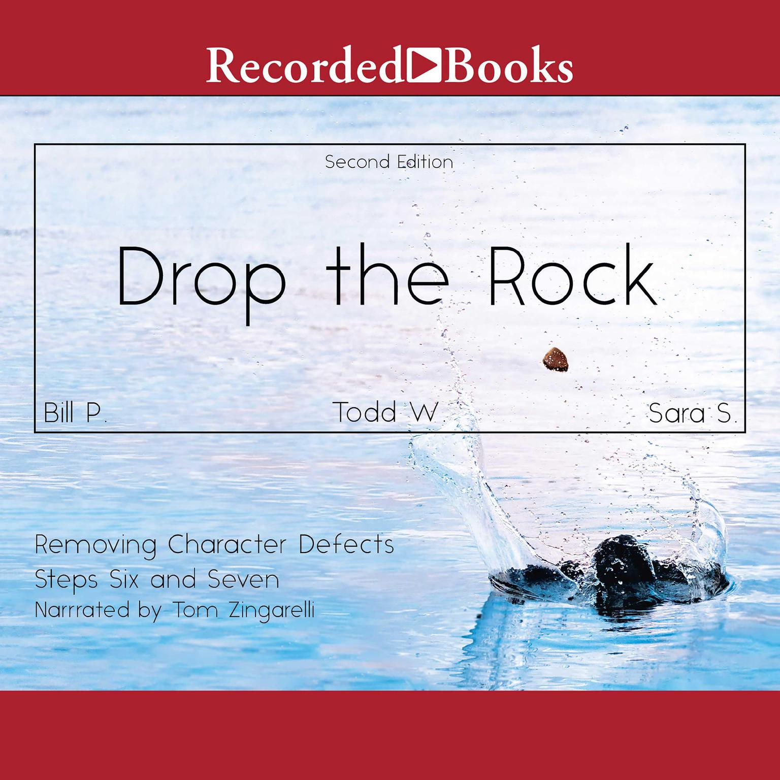 Printable Drop the Rock: Removing Character Defects, Steps Six and Seven (2nd. ed.) Audiobook Cover Art