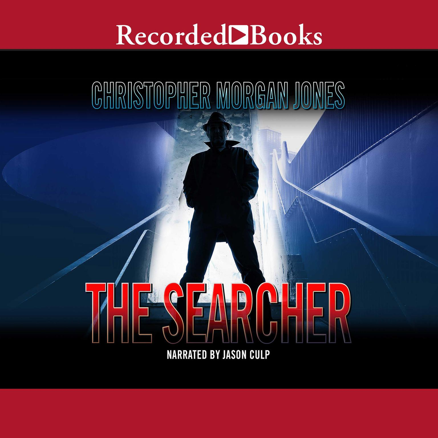 Printable The Searcher Audiobook Cover Art