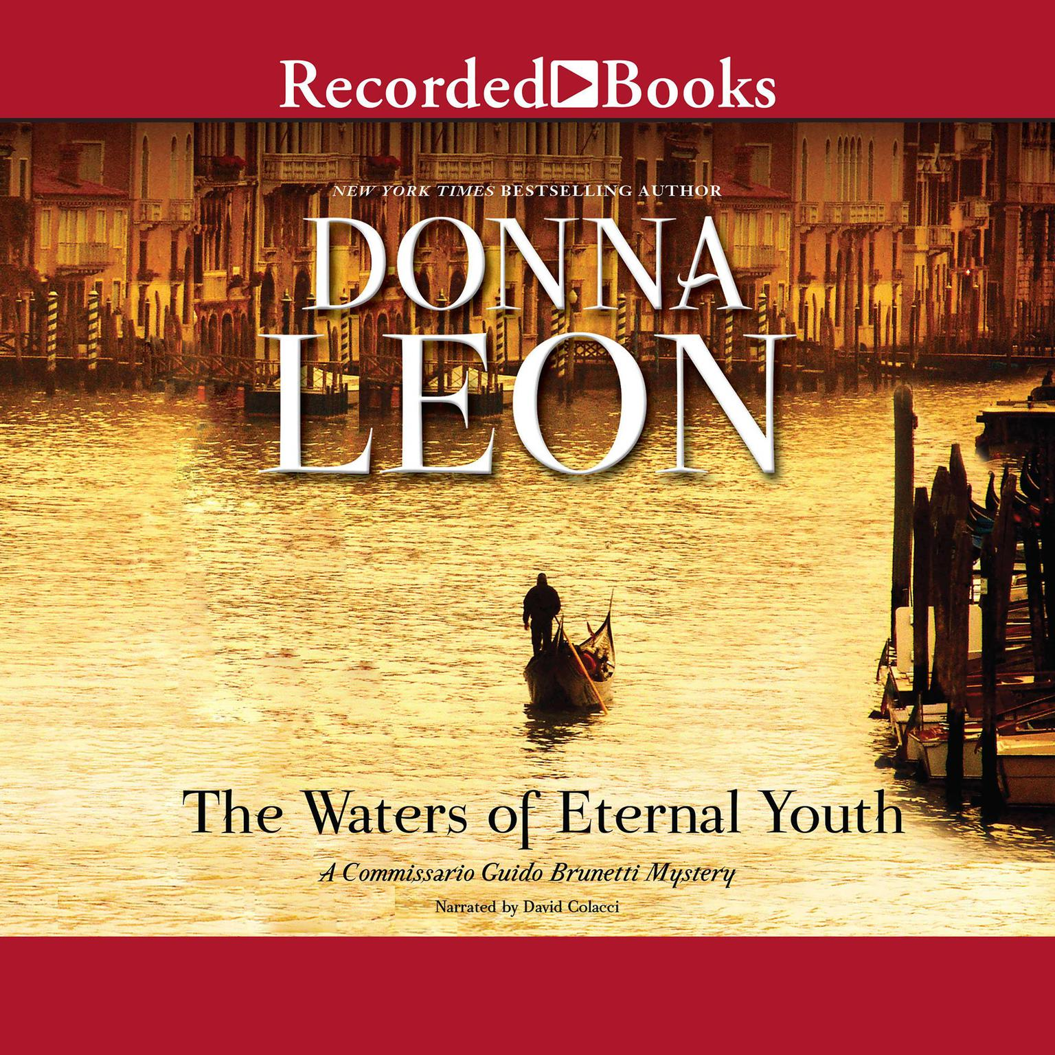 Printable The Waters of Eternal Youth Audiobook Cover Art